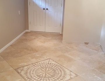 Travertine Tile Replacement