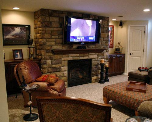 troy basement remodel