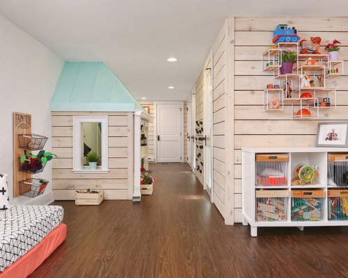Farmhouse Kids Room Idea In Philadelphia