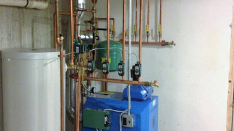 Various Heating & HVAC Projects