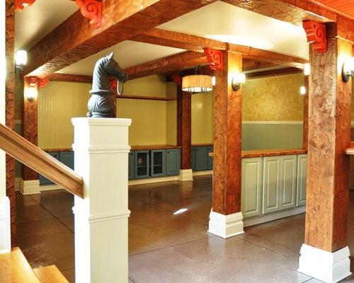 pittsburgh victorian basement