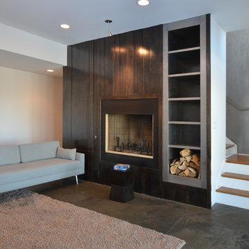 VPC - Modern Geothermal LEED Home