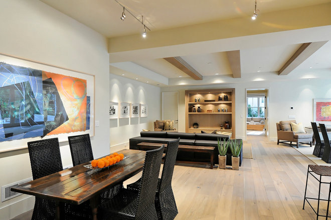 Contemporary Basement by Pacific Peninsula Group