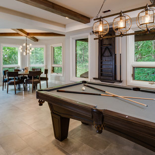 West Bloomfield - Finished basement