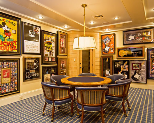 Vintage basement design ideas pictures remodel decor for Retro basement ideas