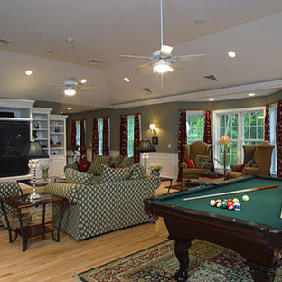 Basement - basement idea in Boston