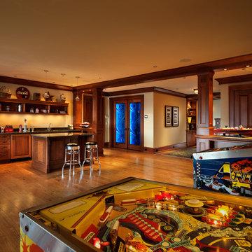 Windward Oaks Custom Home - Oak Bay