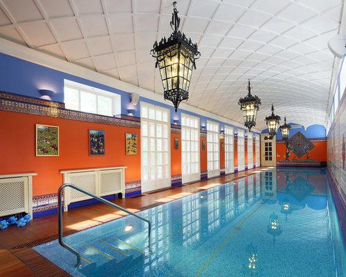 ideen fr asiatische pools in rechteckiger form mit dielen in moskau - Pool Design Ideen Bilder