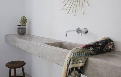 Ispirazioni: 25 Lavabi in Muratura che Personalizzano il Bagno