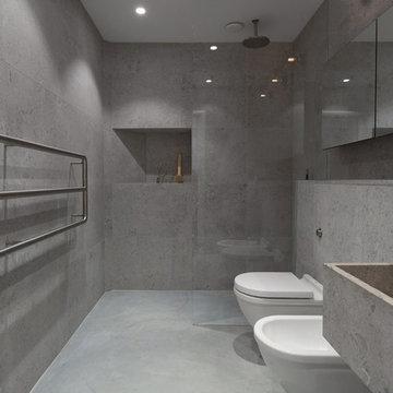 モダン バスルーム