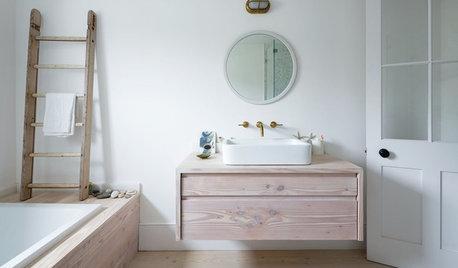 14 astuces pour relooker une salle de bains avec moins de 100 euros