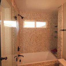 Traditional Bathroom by Nunley Custom Homes