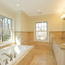 Traditional Bathroom by Grasso Brothers General Contracting
