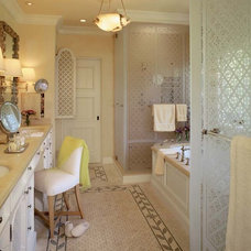 Traditional Bathroom by Stoecker and Northway Architects, Inc.