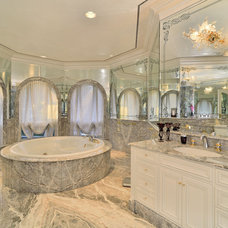 Traditional Bathroom by DigitalProperties.ca