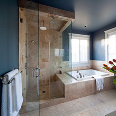 Traditional Bathroom by Wallmark Custom Homes