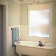 Traditional Bathroom by Hopkins Designs