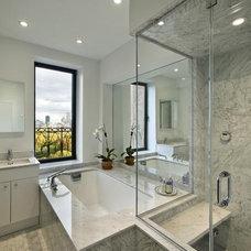 Contemporary Bathroom by Robert Granoff
