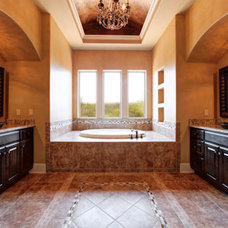 Traditional Bathroom by Jeff Watson Homes, Inc.