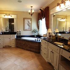 Traditional Bathroom by Howard Custom Builders/Renovators
