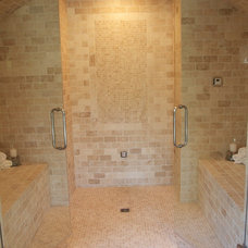 Traditional Bathroom by Baywood Estate Homes