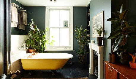 20 Wonderful Ways to Add Plants to Your Bathroom