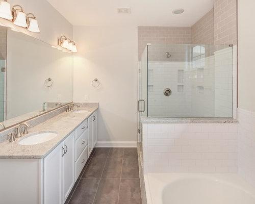 Granite countertop bathroom home design ideas pictures - Granite countertops for bathroom ...