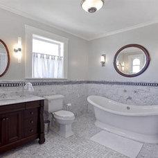 Traditional Bathroom 1161 Greenwich