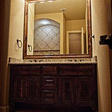 Traditional Bathroom by Diamond R Homes