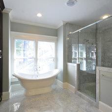 Traditional Bathroom by Thrive Homes, LLC