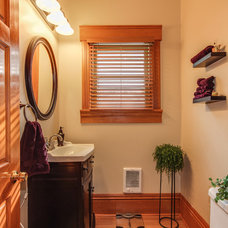 Traditional Bathroom by Travis Knoop Photography