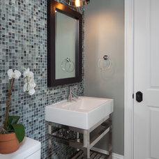 Contemporary Bathroom by IAS Kitchen & Bath Design