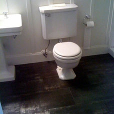 Traditional Bathroom by Jacob Madsen at Carpetsplus Colortile