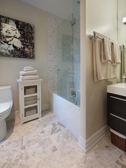 Undermount Tub Master Bathroom