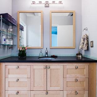 Maple Shaker Cabinets | Houzz