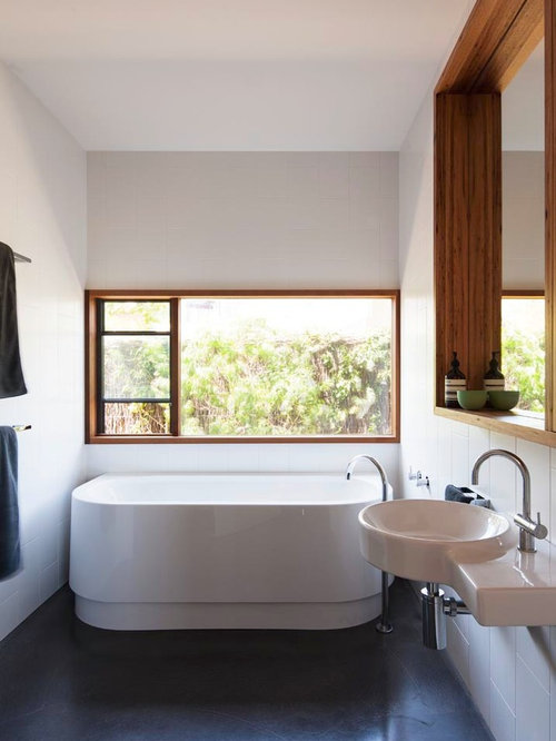 beach house bathroom | houzz