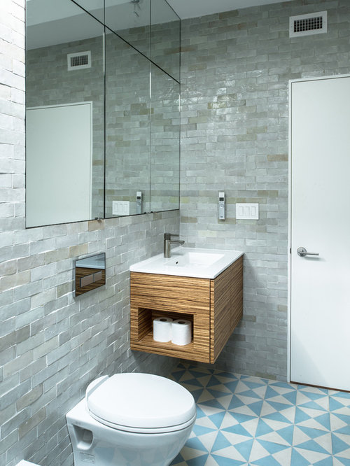 Recessed Toilet Paper Niche Ideas, Pictures, Remodel and Decor