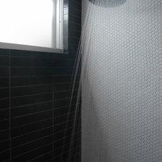 Contemporary Bathroom by Beach House Design & Development