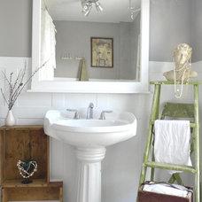 Contemporary Bathroom by Gypsy Barn
