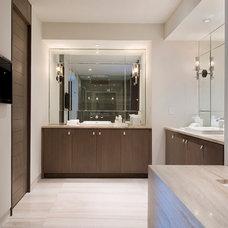 Contemporary Bathroom by SoJo design