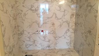 1600 Howe St. Tiles Installation