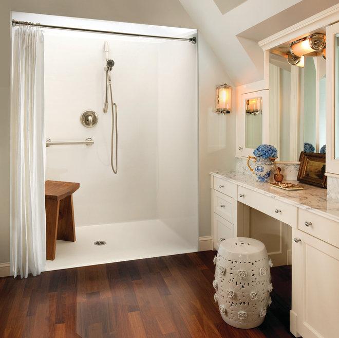 Contemporary Bathroom by Aquatic