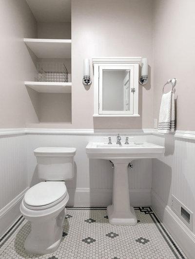 Traditional Bathroom by SF Design Build