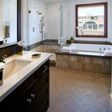 Contemporary Bathroom by SC Homes