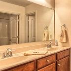 Bright Master Bath Traditional Bathroom Salt Lake City By White Gold Design