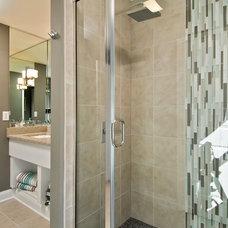 Contemporary Bathroom by Barbera Homes