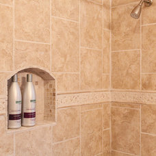 Traditional Bathroom by The Clark Group Realtors