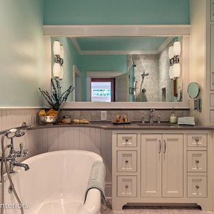 1900's Cottage Bath - 80's Redo Redone in Historic Franklin, TN