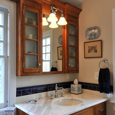Traditional Bathroom by T. Jeffery Clarke Architect LLC