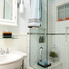 Traditional Bathroom by Baugher, Inc.